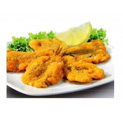 Breaded Anchovies